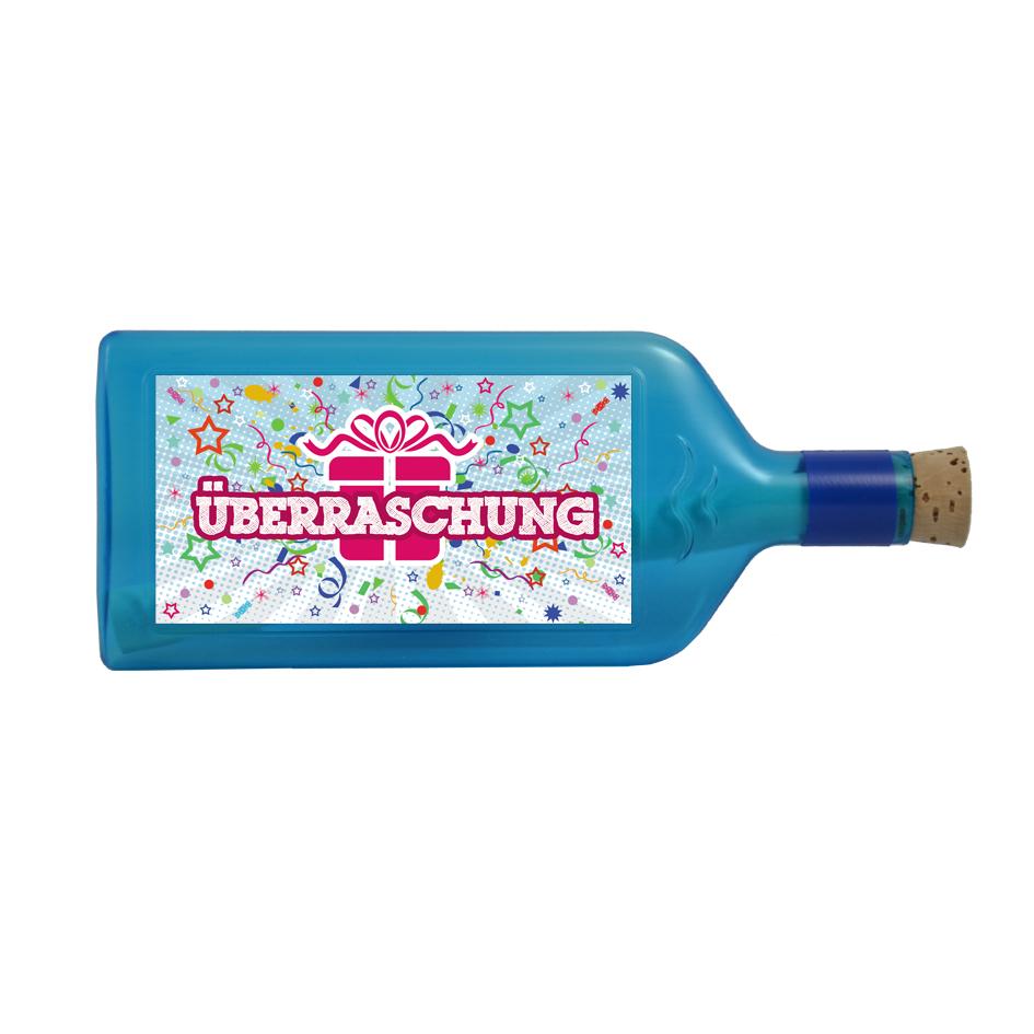 """Flaschenpost """"Überraschung"""""""
